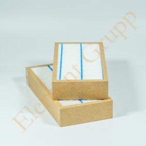 Filtrikomplekt Domekt R 200 V (Rego 200V) 285x130x46 mm