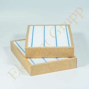 Filtrikomplekt Domekt PP 300 VE / Recu 300 V 300x200x46 mm