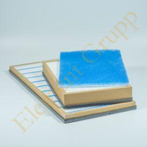 Filtrikomplekt Casa R120 Premium / R5 Smart