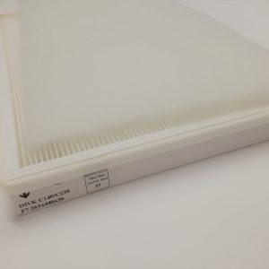 Filtrikomplekt Deekax Talteri DIVK-C140/-C220 (analoog)