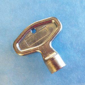 Komfovent ventilatsiooniseadme ukse võti